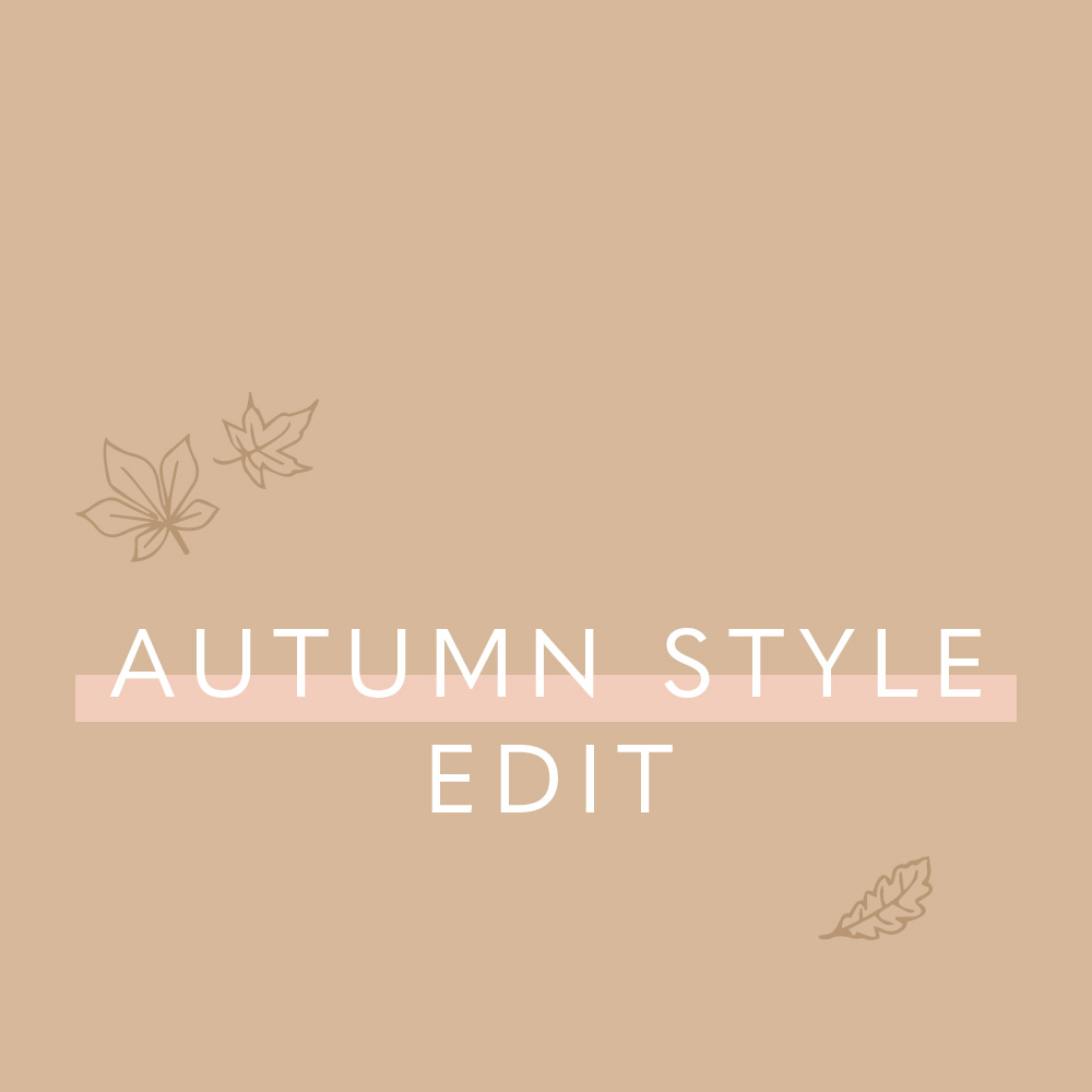 Fashion favourites to 'fall' for