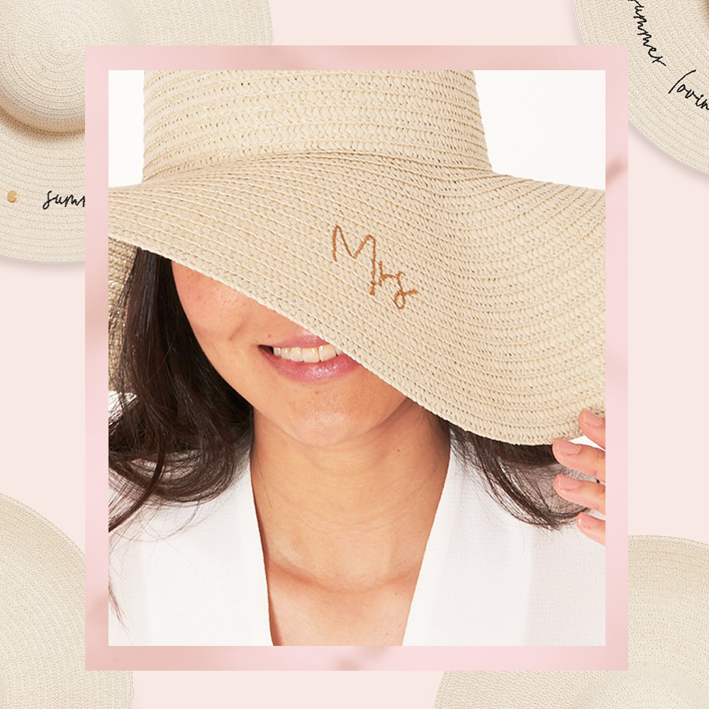 A-Straw-able Summer Hats!