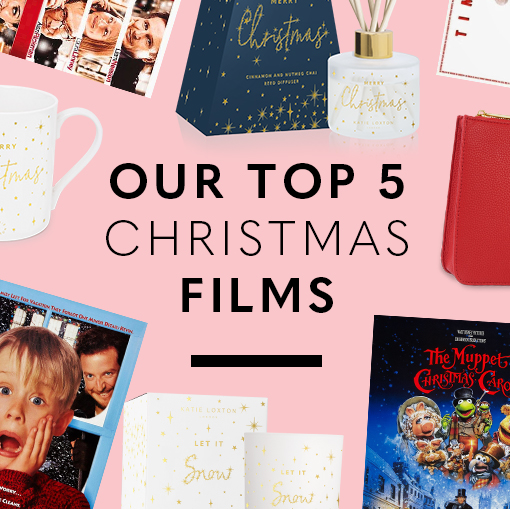 Our Top 5 Christmas Films