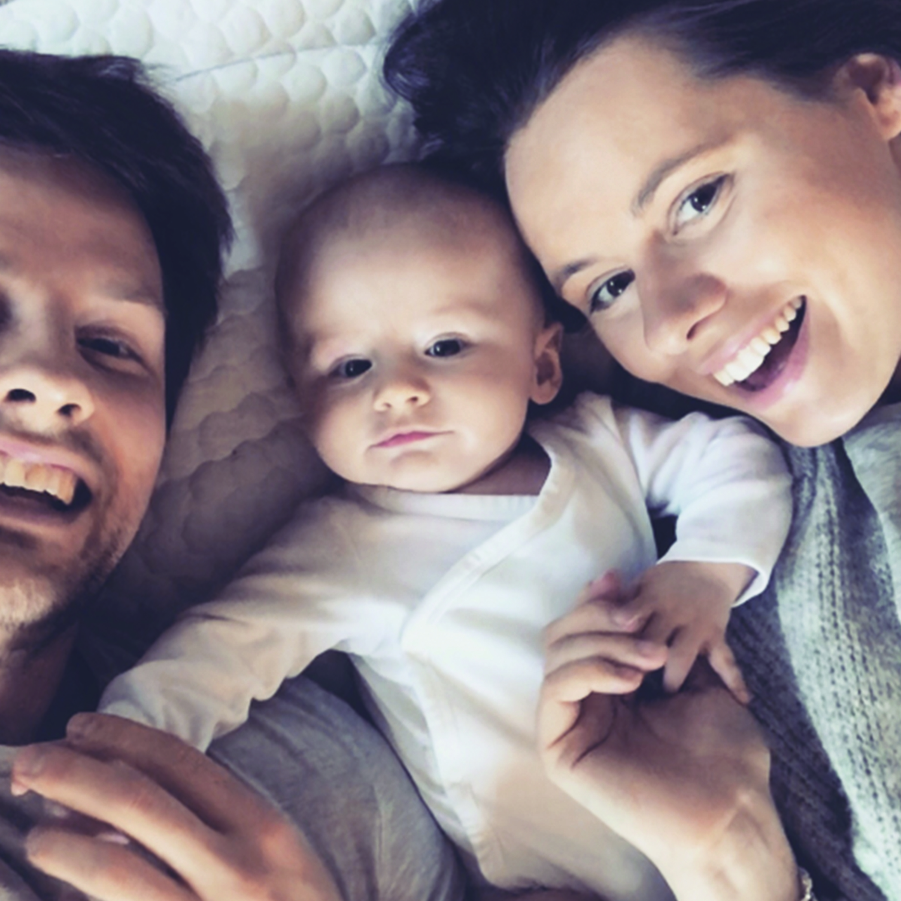 We talk to Katie about being a Mum!