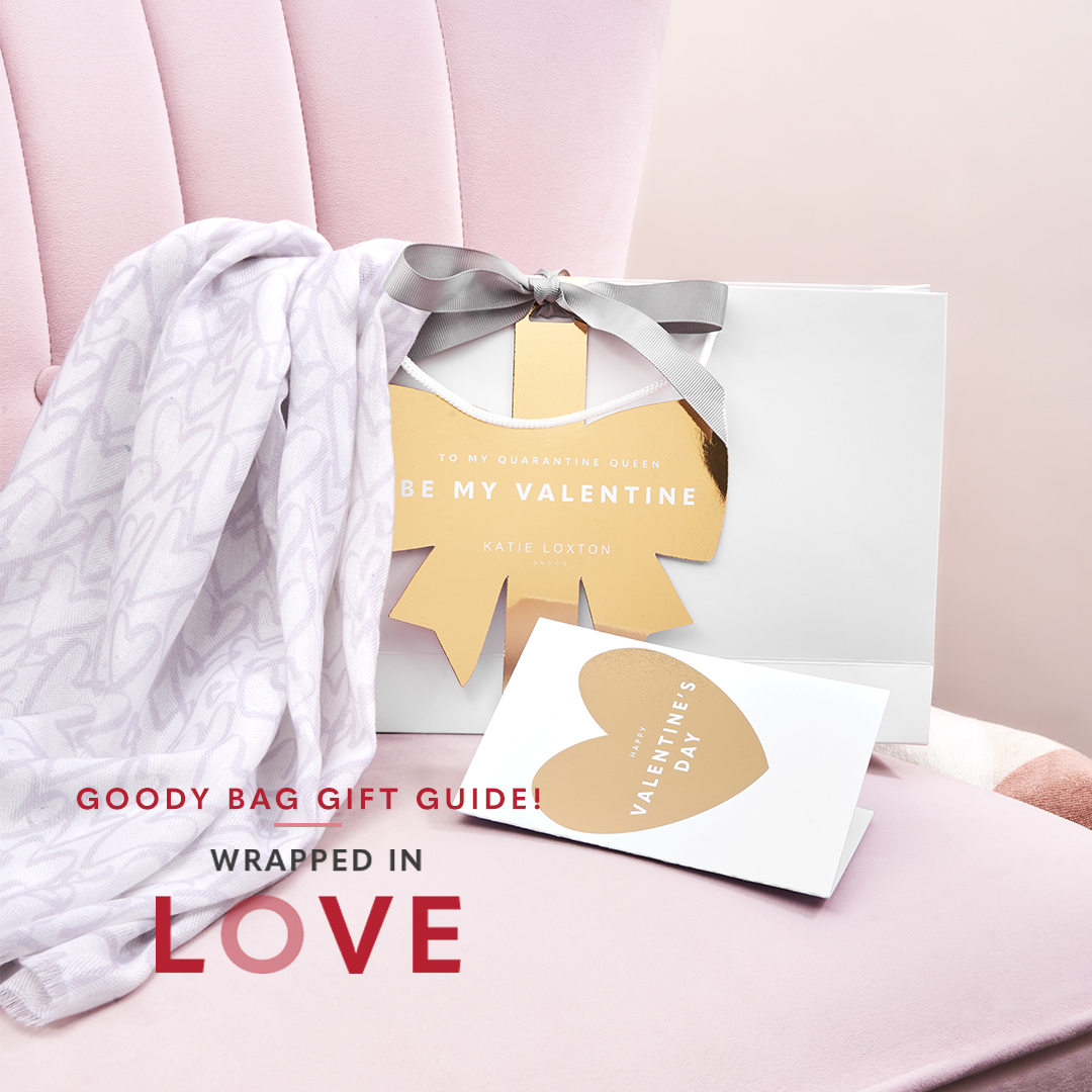 Valentine's Day Goody Bag Gift Guide!