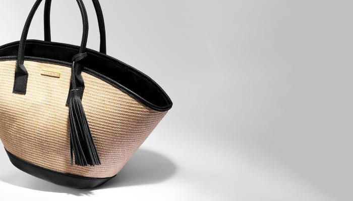 women/'s basket Straw bag summer bag girlfriend gift honeymoon bag