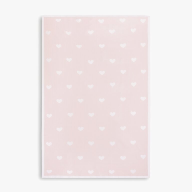 Beautifully Boxed Baby Blanket Hello Baby Girl Pink