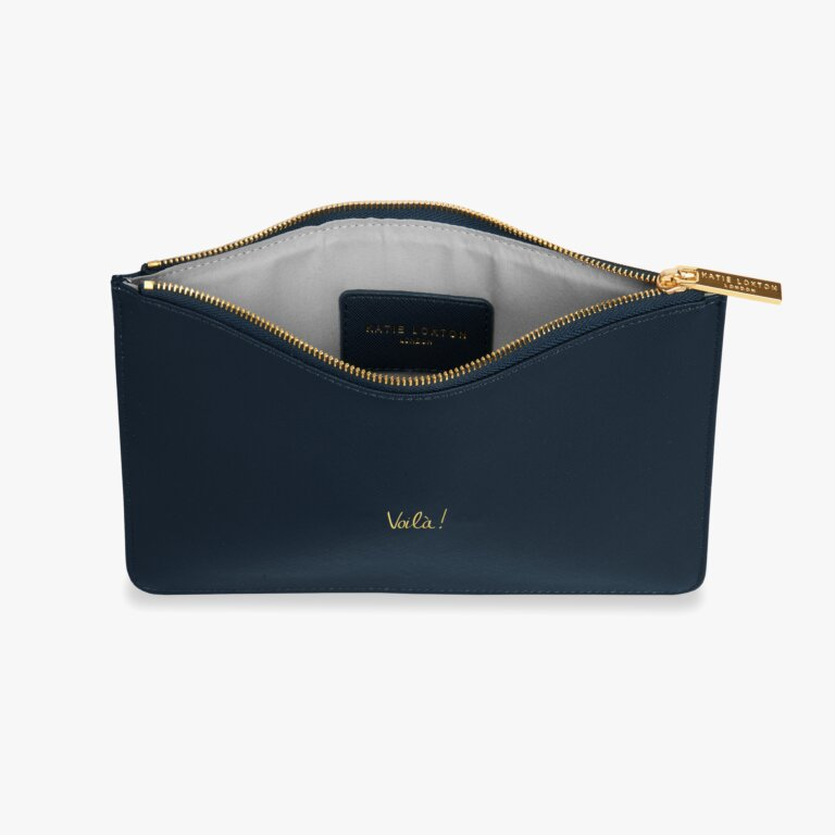 Perfect Pouch Voila! In Navy Blue