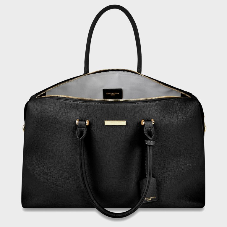 Kensington Weekend Bag In Black