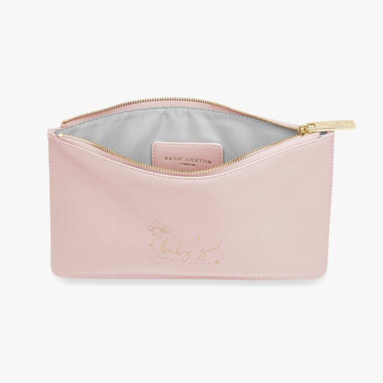 Perfect Pouch Baby Girl In Pink
