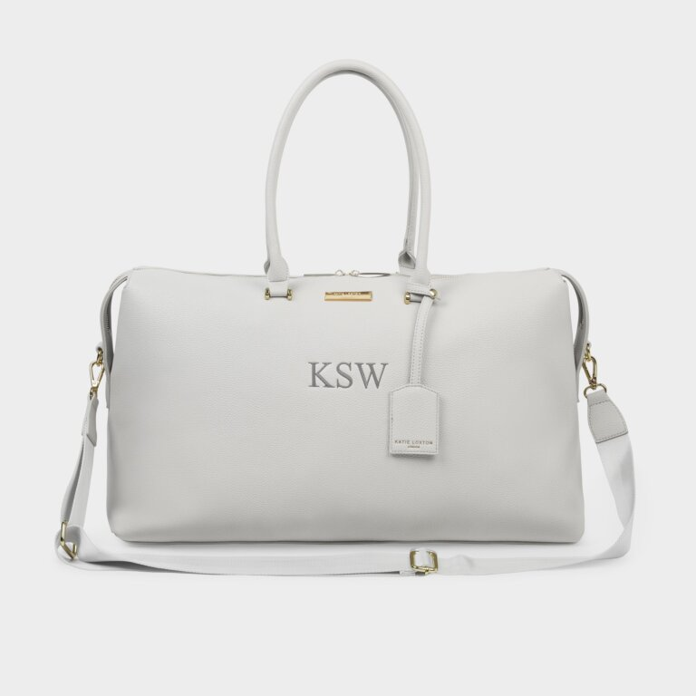 Kensington Weekend Bag In Stone