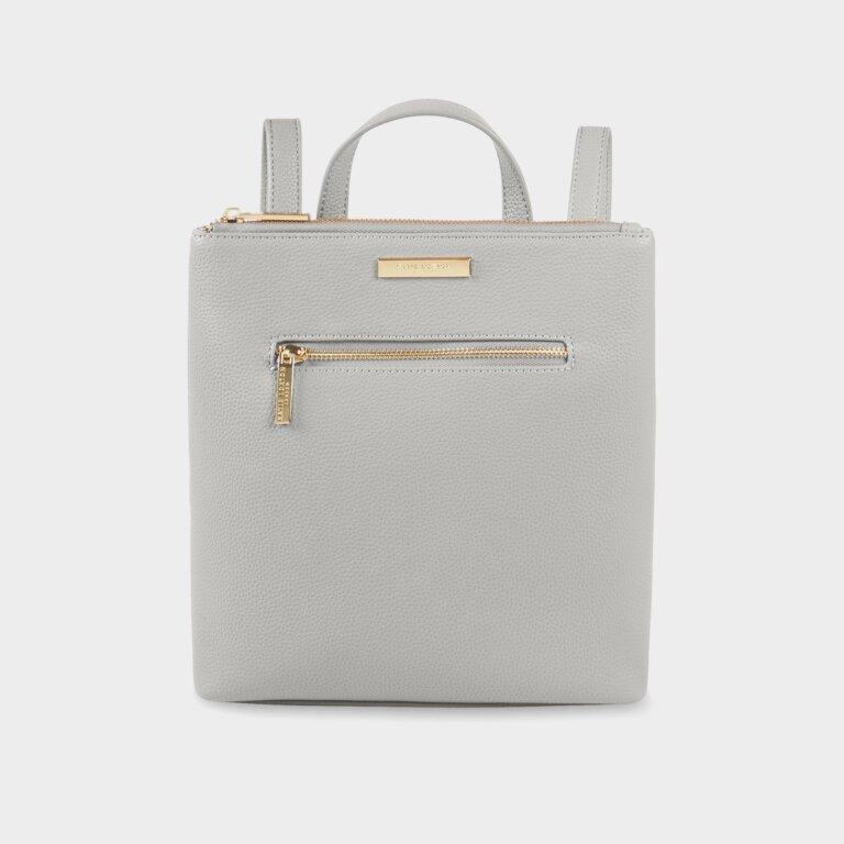 Mini Brooke Backpack In Grey