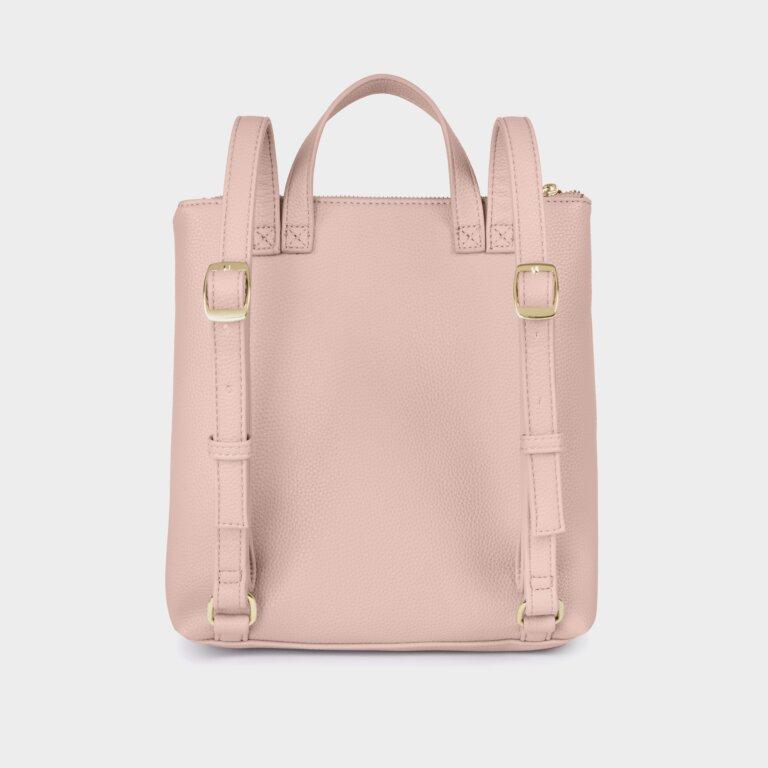 Mini Brooke Backpack In Pink