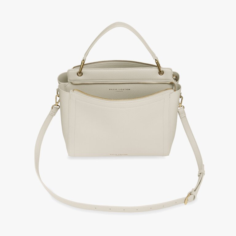 Harlowe Bag In Off White