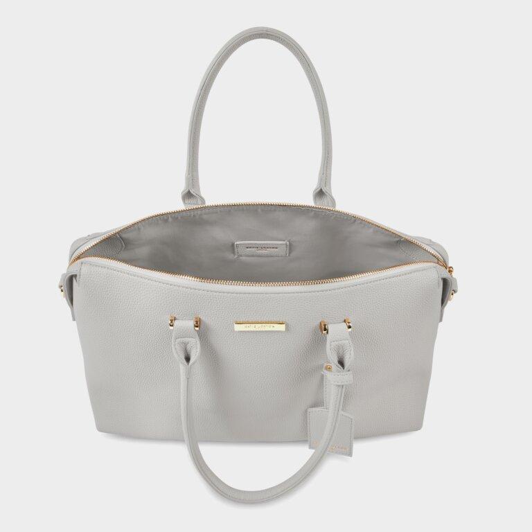 Kensington Day Bag In Grey