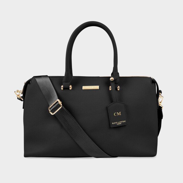 Kensington Day Bag In Black