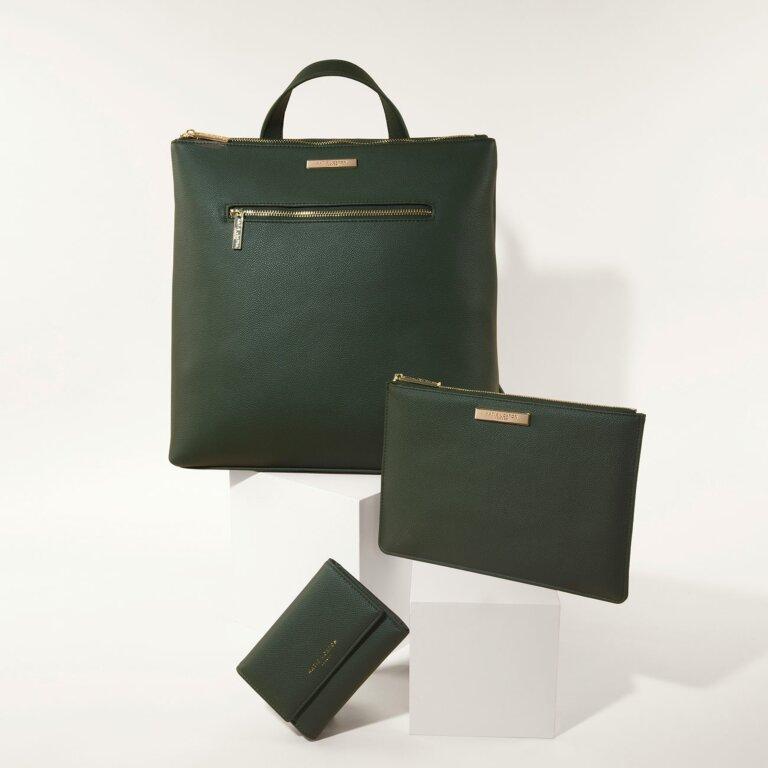 Casey Purse Sustainable Style In Khaki