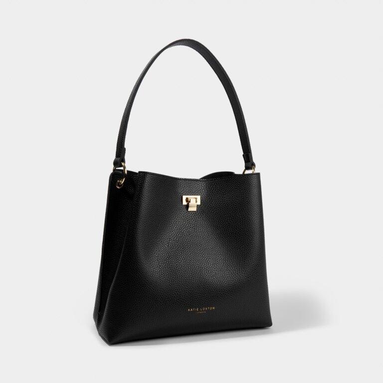 Reese Shoulder Bag in Black