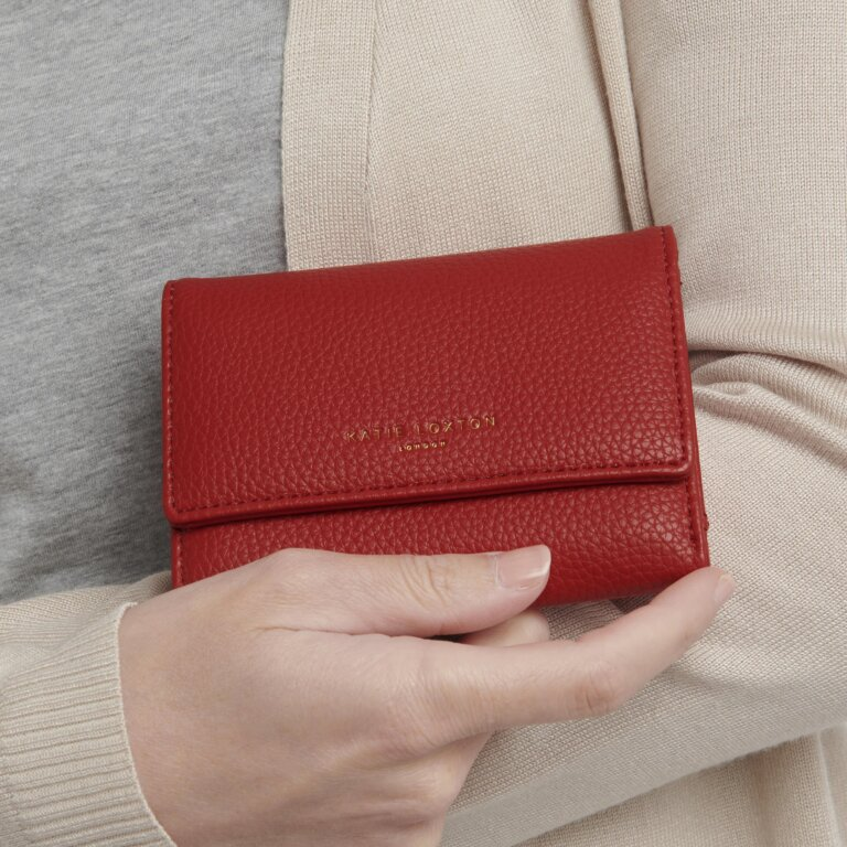 Casey Purse in Red