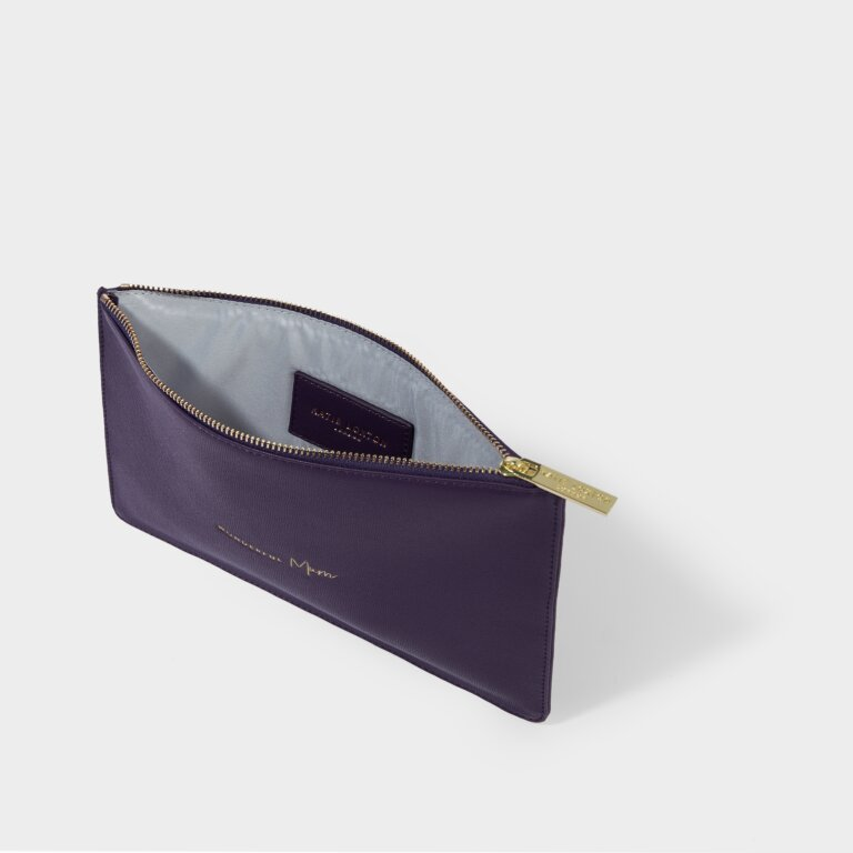 Perfect Pouch Sustainable Style Wonderful Mum
