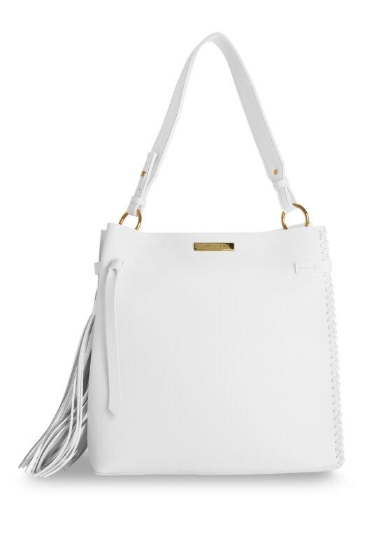 Florrie Bag | White