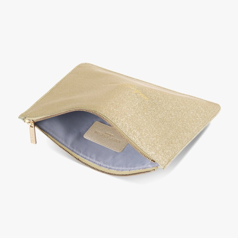 Perfect Pouch Wonderful Mum In Gold