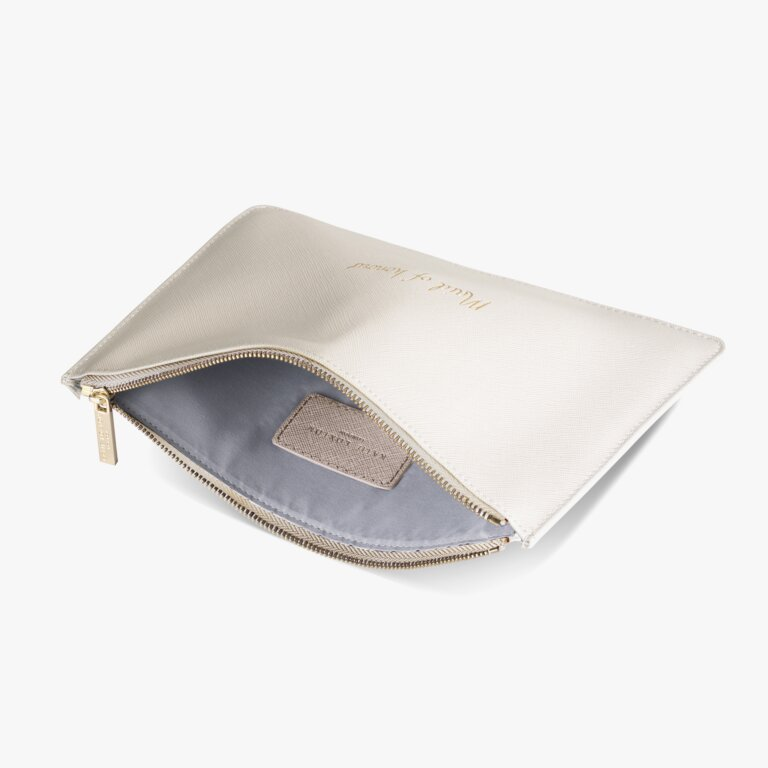 Perfect Pouch Maid Of Honour In  Pearlescent