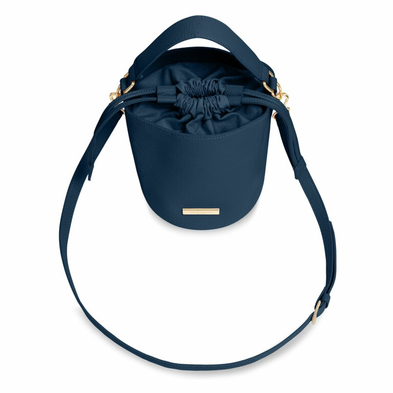 Amara Cross Body Bag   Navy