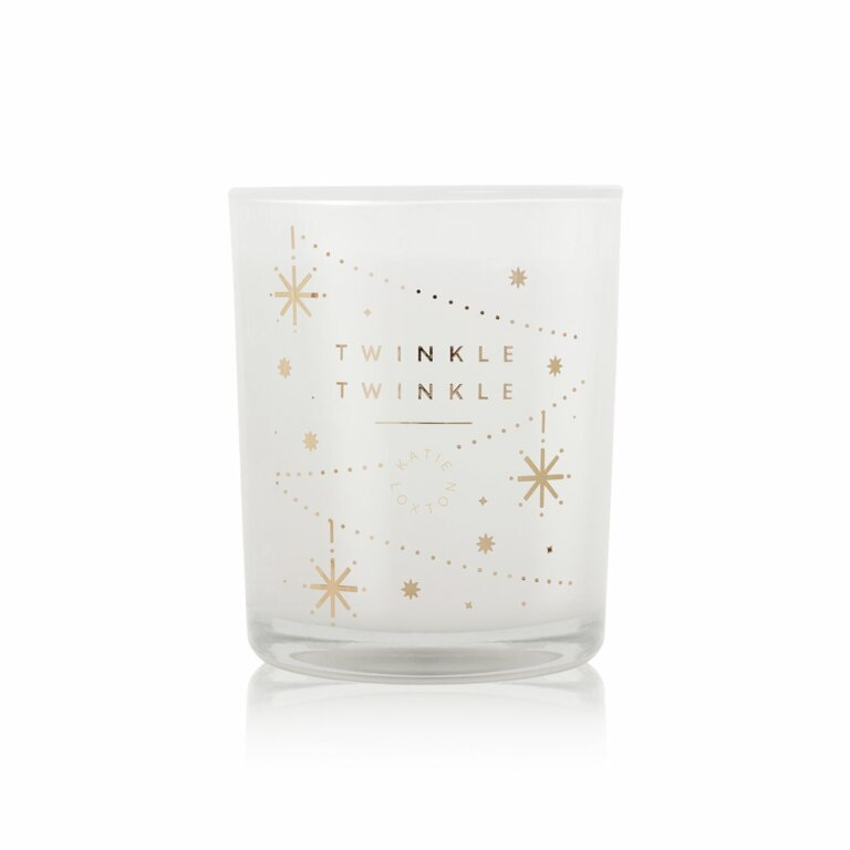 Twinkle Twinkle Candle | Clementine And Candy Apple