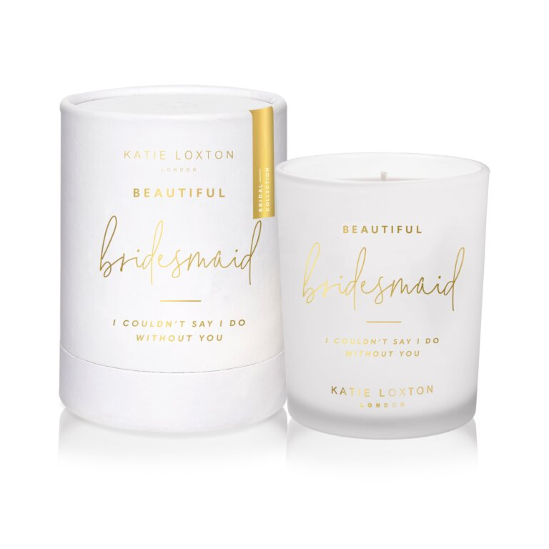 Bridesmaid Proposal Candle Will You Be My Bridesmaid Gift Bridesmaid Gift