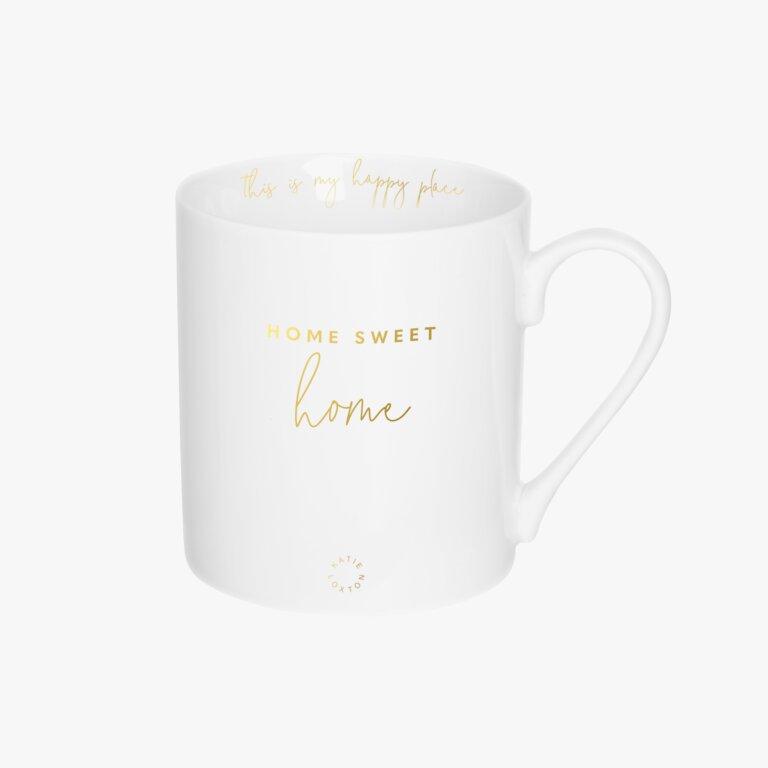 Porcelain Mug Home Sweet Home