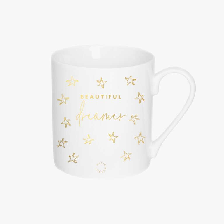 Porcelain Mug Beautiful Dreamer