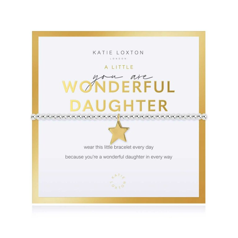 Beautifully Boxed A Littles You Are Wonderful Daughter