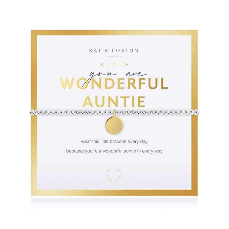 Beautifully Boxed A Littles You Are Wonderful Auntie