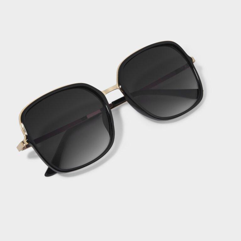 Valencia Sunglasses in Black