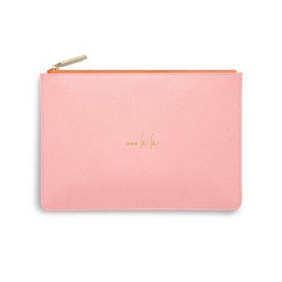 Color Pop Perfect Pouch   Ooh La La   Foxglove Pink
