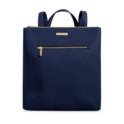 Brooke Backpack In Navy Blue