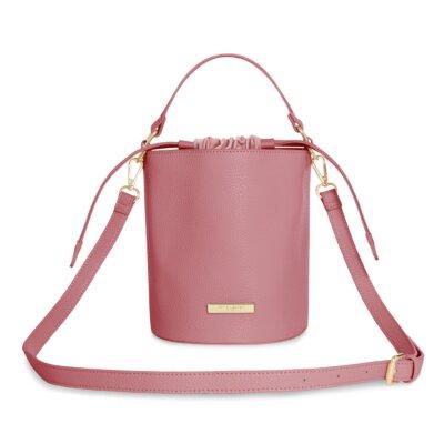 Amara Crossbody Bag In Pink