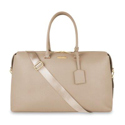 Kensington Weekend Bag In Taupe
