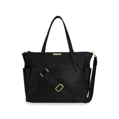 Baby Changing Bag In Black
