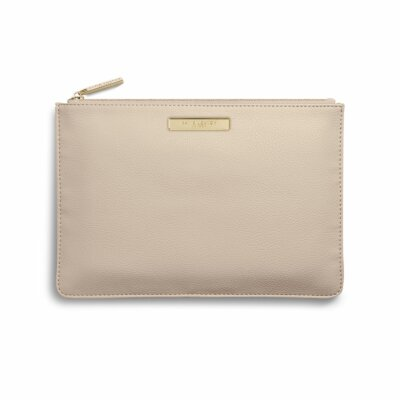 Soft Pebble Pouch | Nude