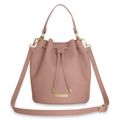Chloe Bucket Bag In Pink