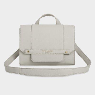Mila Multi Way Backpack Crossbody Bag Stone
