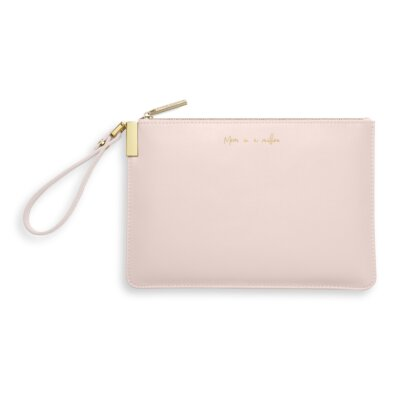 Secret Message Pouch Mom In A Million, Mom You'Re One In A Million Pink