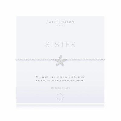 Sterling Silver Pave Bracelet | Sister