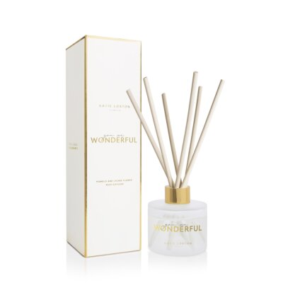 Festive Reed Diffuser You Are Wonderful Pomelo And Lychee Flower