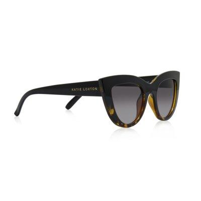 Capri Sunglasses Gradient Tortoiseshell