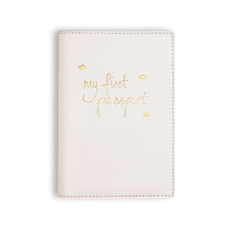 Baby Passport Cover | My First Passport