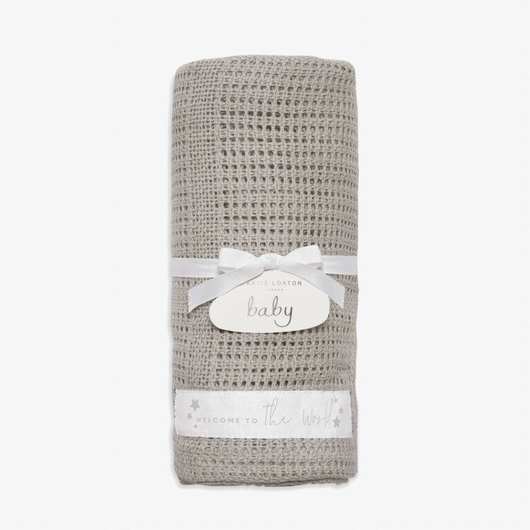 Baby Blanket | Welcome To The World