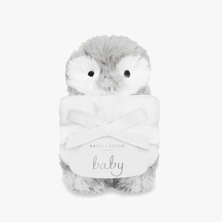 Penguin Soft Toy Comforter