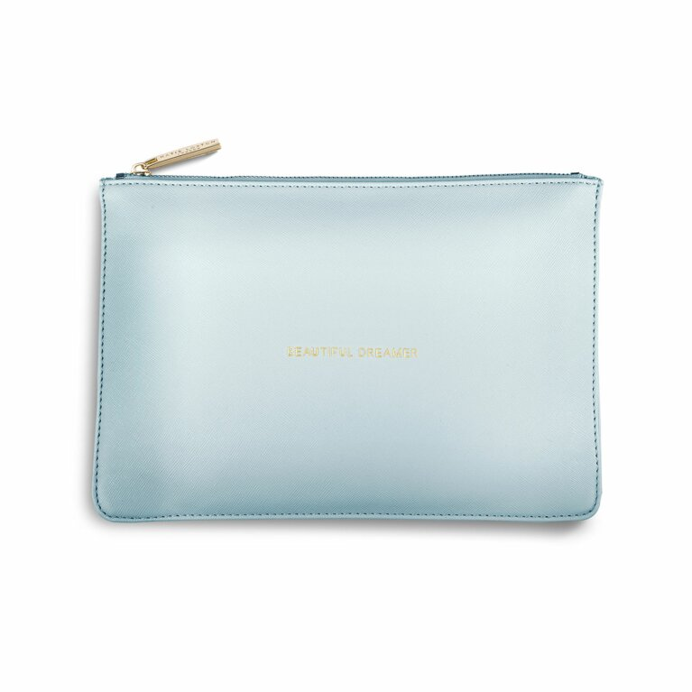 Perfect Pouch | Beautiful Dreamer | Powder Blue