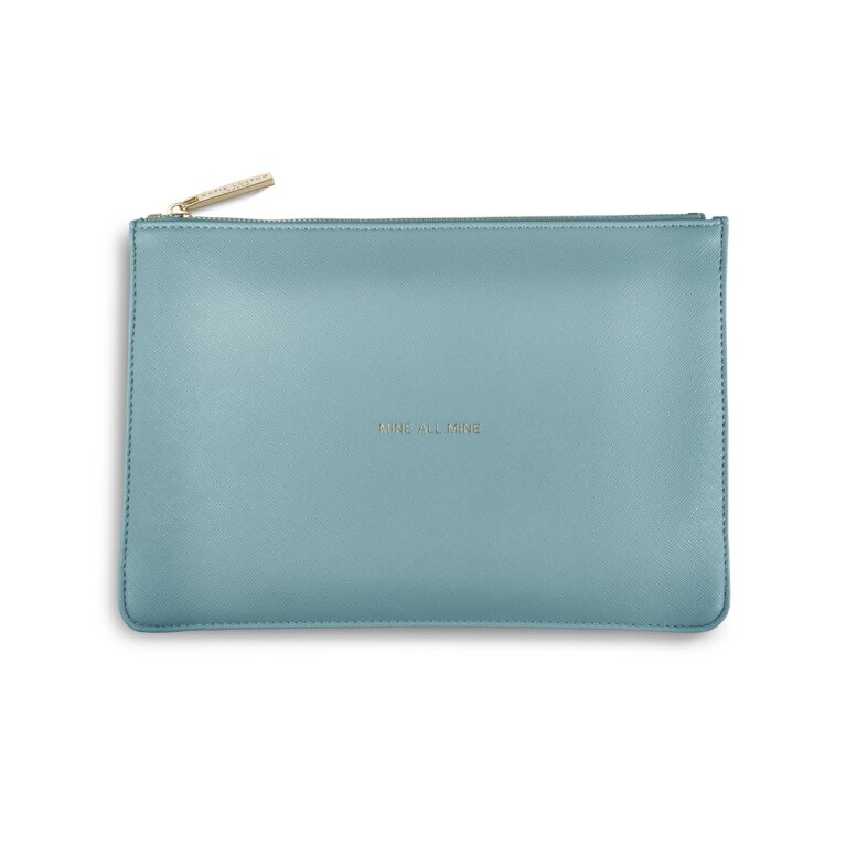 Perfect Pouch | Mine All Mine | Teal