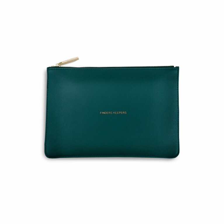 Perfect Pouch | Finders Keepers | Teal