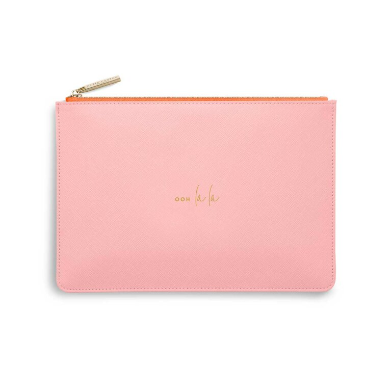 Colour Pop Perfect Pouch | Ooh La La | Foxglove Pink